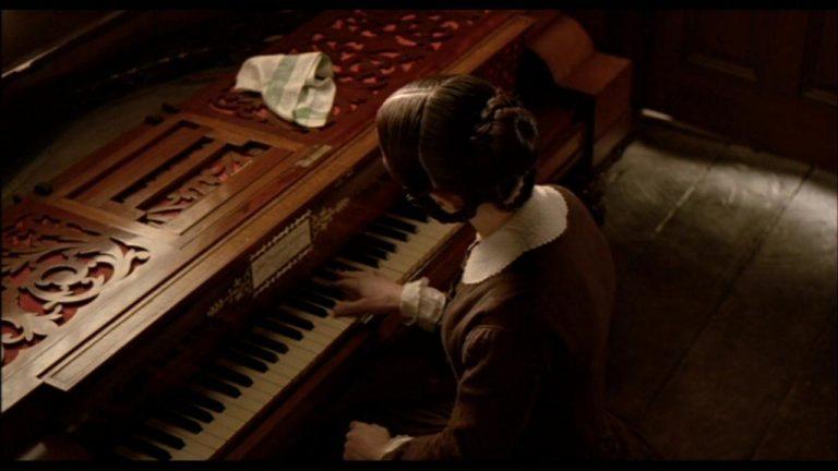 The Sacrifice (La leçon de piano)