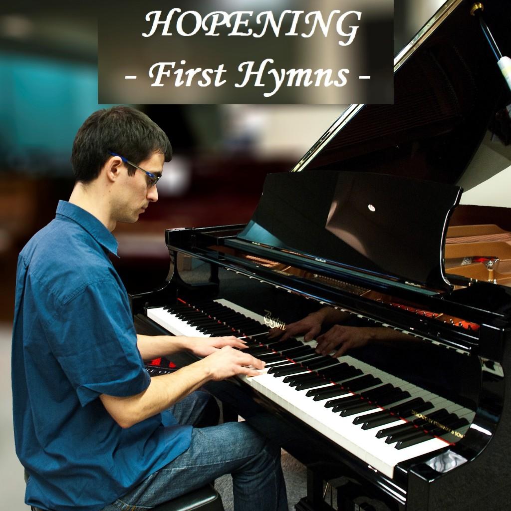 Hopening est le premier album piano d'Unpianiste