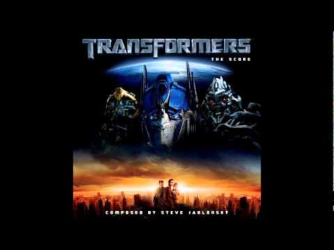 Transformers : The Score – Arrival to Earth