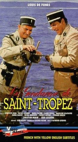 Le Gendarme de Saint-Tropez – La marche des gendarmes