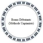 leçon de piano suppléments parcours débutant méthode unpianiste gratuit facile