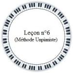 sixième leçon de piano méthode unpianiste gratuit