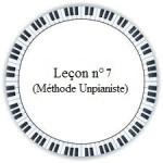septième leçon de piano méthode unpianiste gratuit