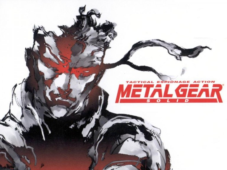 Metal Gear Solid – Piano cover