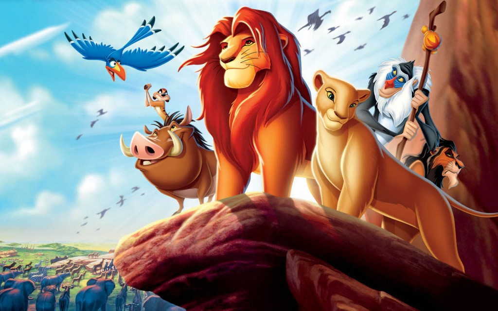 The Lion King – King of Pride Rock