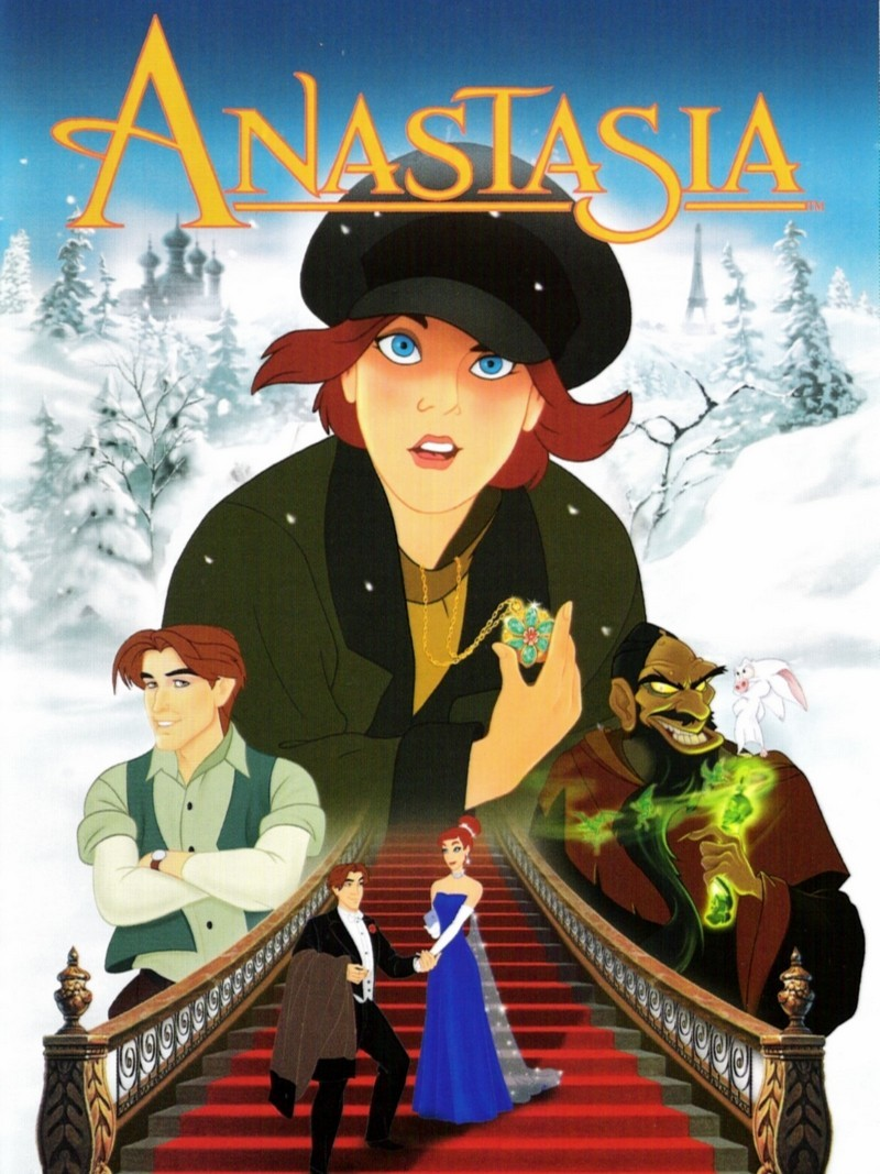 Once upon a december – Anastasia