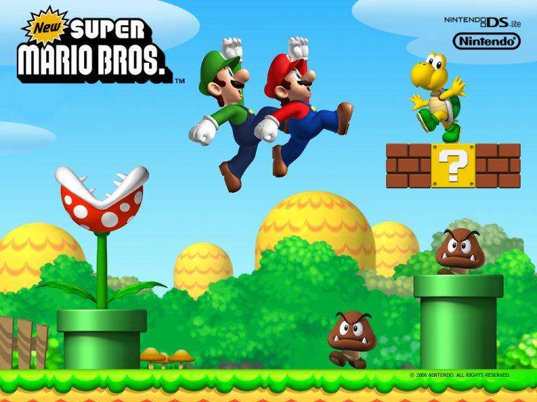 Super Mario Theme